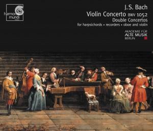 Johann Sebastian Bach: Double Concertos