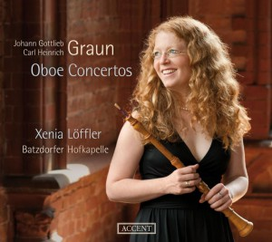 Graun Oboe Concertos