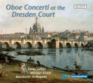 Oboenkonzerte am Dresdner Hof