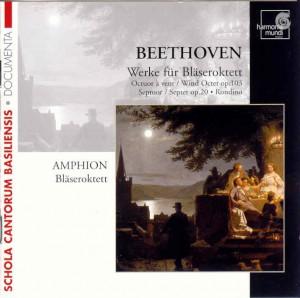 L. v. Beethoven: Musik für Bläserensemble