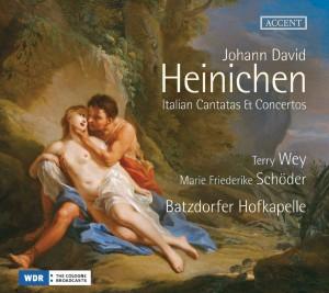 J. D. Heinichen: Italienische Kantanten und Konzerte