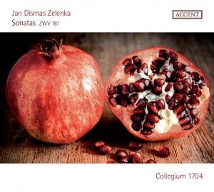 Jan Dismas Zelenka: Sonatas ZWV 181