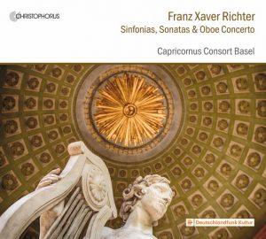 Franz Xaver Richter: Sinfonias, Sonatas & Oboe Concerto