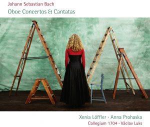 Johann Sebastian Bach: Oboe Concertos & Cantatas